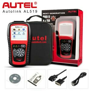 Autel Autolink Al519 Obd2 Car Auto Diagnostic Tool Scanner Obdii Can Code Reader