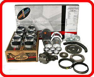 Engine Rebuild Overhaul Kit 97 99 Chevy 3 8l 3800 V6 Rwd Vin k Camaro Firebird