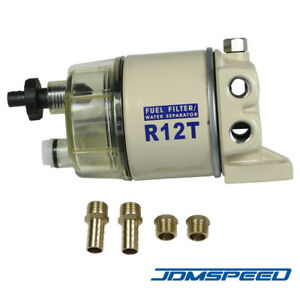 New R12t For Marine Spin on Fuel Filter Water Separator 120at