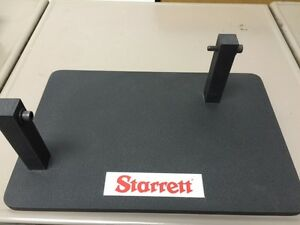 Starrett Test Plate Stand For 1130 Or 1131 Thread Gage