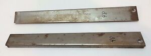 Chevrolet Chevy Roadster Rocker Sill Cap Pair 1932