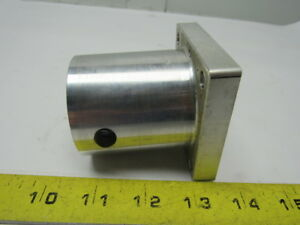 Paravis Industries Linear Bearing 1 X 2 75 Mountable Machined Aluminum Bracket