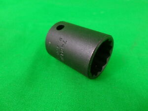 Proto 7421mt 21mm Metric Double Hex Impact Socket