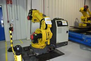 Fanuc System R j3 6 Axis Robot