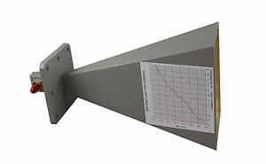 9 84ghz To 15 0ghz 20db Gain Horn Antenna With Sma f Connector
