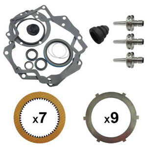 Pck721 Tractor Pto Clutch Disc Gasket Kit International Case Ih 706 756 766
