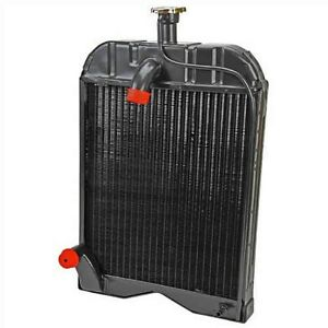 8n8005 Radiator For 2n 8n 9n Ford Tractor