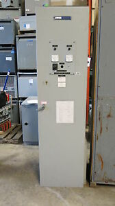 Russelectric 600 Amp 277 480 Volt 3 Phase Automatic Transfer Switch Ats23