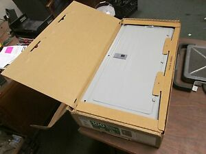 Siemens Main Breaker Load Center P3030b1100cu 100a 30 circuits 120 240v 1ph 3w