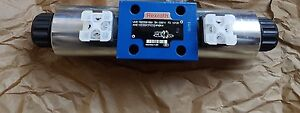 New Rexroth Hydraulic Directional Control Valve 4we10d3x ofcg24n9k4 R900591664