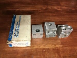 Gould Ta3 k350 Lug Terminal Block Wire cable Connector