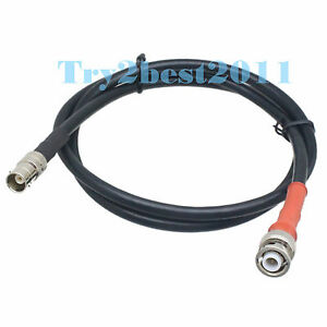 Bnc Female To Bnc Male 3kv Mhv High Voltage Nim Coaxial Connector Rg59 Cable 6ft