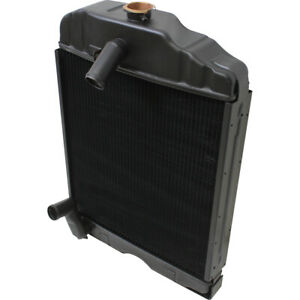 180291m1 Radiator For Massey Ferguson 35 35uk 135 203 205 T030 Tractors