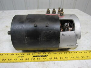 Taylor dunn 70 049 50 4258 Electric Motor Dc Threaded Keyed Shaft