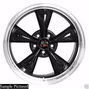 4 New 18 Wheels Rims For Ford Mustang 2000 2001 2002 2003 2004 Rim 1956