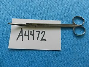 Aesculap Surgical 20 5cm Curved Martin Cartilage Scissors Mb109r