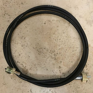 Speedometer Cable 2300mm 58 9 72 Toyota Land Cruiser Fj40 Fj45 Hj45 Long