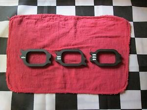 High Performance Intake Manifold Building Flanges For 250 292 Chevy Street Racer