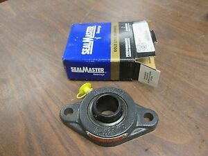 Sealmaster Gold Line Flange Bearing Stf 16 1 New Surplus
