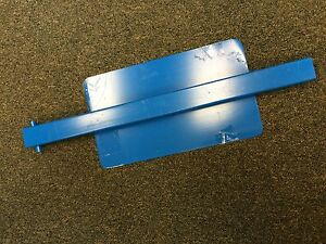 40505 Genie Weldment Gas Upper With Decal Awp s Boom Lift