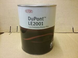 Dupont 2k Hs Primer Filler White 2001s 4 Litre Low Emission Surfacer Plus
