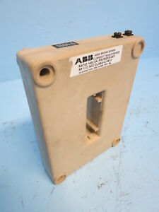 Abb 962035 b11 Current Transformer 1600 5 Rf 1 33 50 400 Hz 10kv 1600 5a Ct A