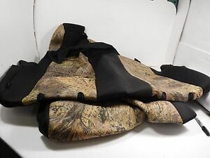 Mossy Oak Brush Custom Fit Seat Covers Fronts For Acura Cl Csc2mo08