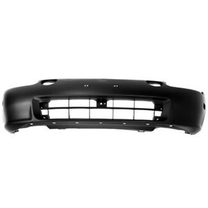 93 95 Del Sol Front Bumper Cover Facial Assembly Primed Ho1000167 04711sr2a00zz