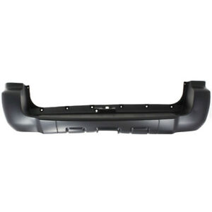 For 06 09 4 runner W trailer Hitch Rear Bumper Cover Assy To1100253 5215935190