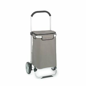 Foldable Tote Cart Shopping Rolling Trolley Folding Wheel Grocery Luggage Dolly