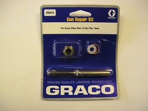 Graco Silve Plus Gun Repair Kit 235474 235 474