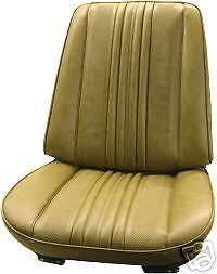 1970 Chevelle Bucket Seat Covers Legendary