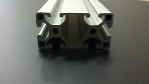 1 5 X 3 T slotted Aluminum Extrusion 72 Long