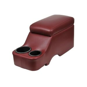 Mustang Hump Hugger Dark Red Console 1966 1967 66 67 Coupe Fastback Convertible