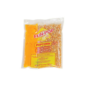 Gold Medal Products 8oz Corn Oil Popcorn Kit Lot Of 24