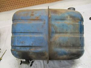 Ford 2000 3000 4000 2600 3600 Tractor Fuel Tank