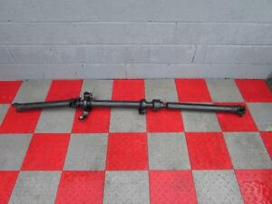 2014 Mitsubishi Lancer Evo X Rear Drive Shaft Assembly 3 Piece Parts Only