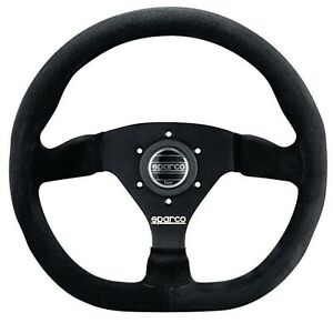 Sparco Steering Wheel Ring L360 Suede 015trgs1tuv