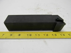 Carboloy Csrpl 24 4 1 1 2 Shank Indexable Lathe Tool Holder 7 Oal Left Hand