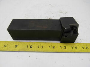 Carboloy Mcknr 24 6 d 1 1 2 Shank Indexable Lathe Tool Holder 6 Oal Right Hand