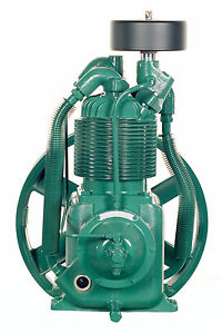 Champion Hgr5 3h 2 Stage Splash Lubricated Compressor Pump W head Unloaders
