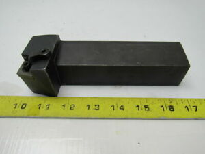 Carboloy Mcnr 24 6 1 1 2 Shank Indexable Lathe Tool Holder 7 Oal Right Hand