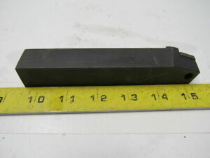 Carboloy Psbnl 16 5 1 Shank Indexable Lathe Tool Holder 6 Oal Left Hand Cut