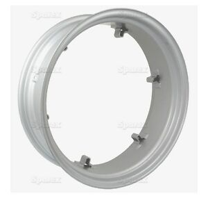61966 Rim Rear 10 X 28 6 Loops For Allis Chalmers White oliver