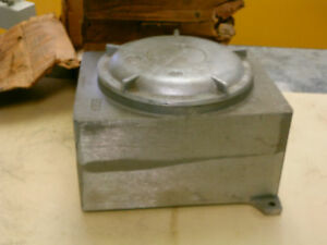 Killark Explosion Proof Outlet Box Grk 19189