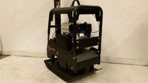 Packer Brothers Hydraulic Reversible Plate Compactor Pb38h 348 Lbs Gx160 Honda