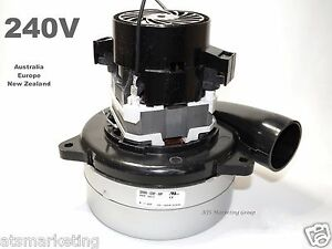 Carpet Cleaning Portable Extractor Vacuum Motor 2 stage 240v