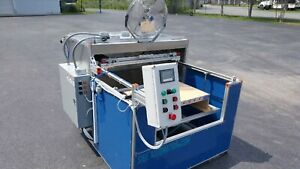 Sibe Automation Vacuum Former 24 X 48 Thermoformer Automatic
