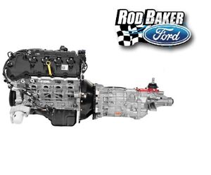 Gen 2 Mustang Gt 5 0l 435 Hp Coyote Engine M 9000 Pmcm Motor And Trans 6 Speed