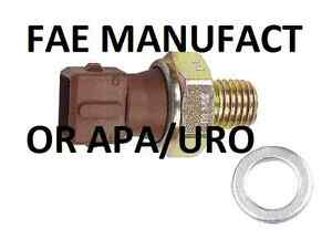 Engine Oil Pressure Switch Bmw Land Rover Location In Usa